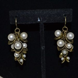 Chloe + Isabel Pearl Dangle Earrings